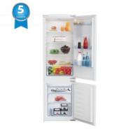 BEKO BCSA285K3SN ugradni frižider